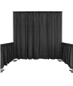 Basic Trade Show Booth