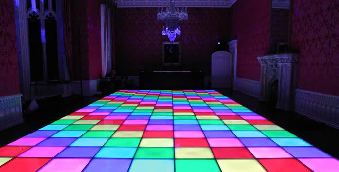 15 X15 Led Dance Floor Irent Everything